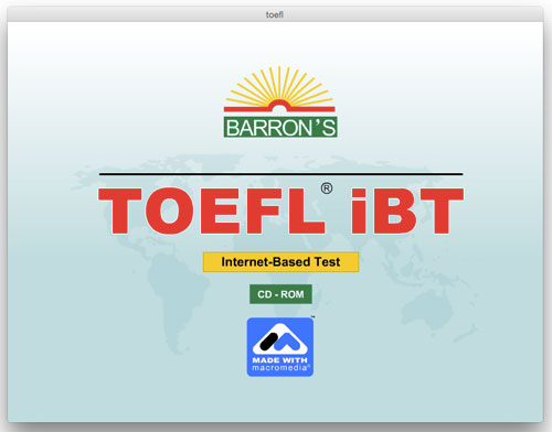 Guide to Preparation and Simulation of TOEFL English Exam
