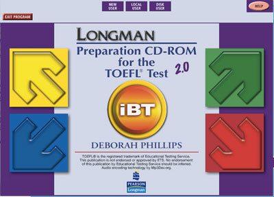Reviews of TOEFL Exam Simulation Software: Barron's, Longman